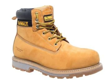 Hancock SB-P Wheat Safety Boots UK 6 EUR 39/40